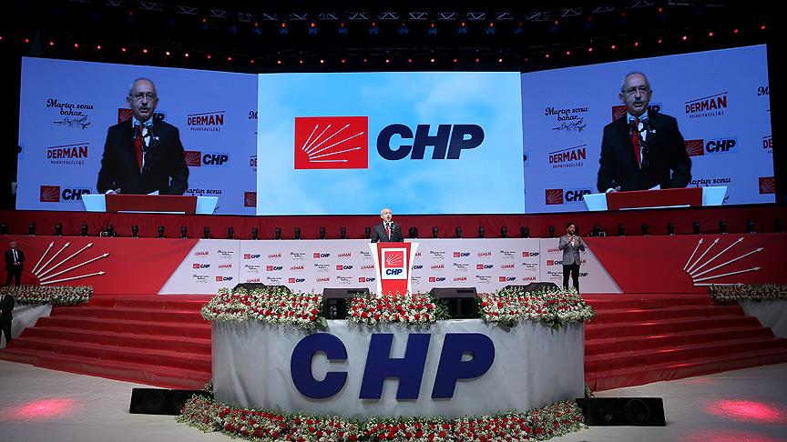 CHP Yerel Seçim Bildirgesi açıklandı!