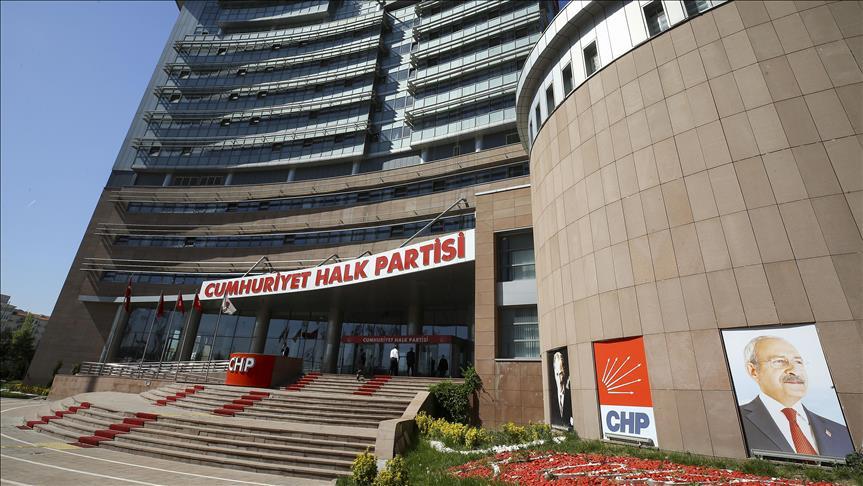 CHP'den Adaylara Öğütler
