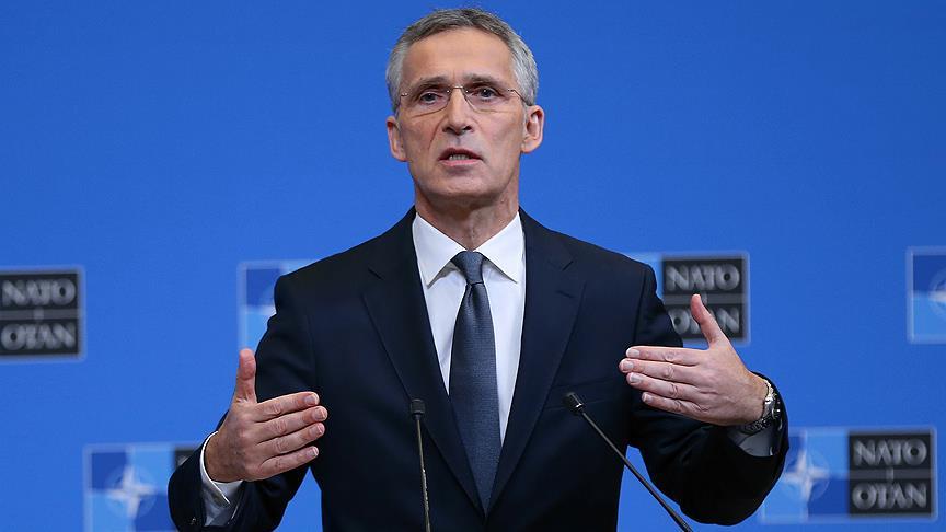 Stoltenberg: Türkiye ve ABD iş birliğini memnuniyetle karşılıyorum
