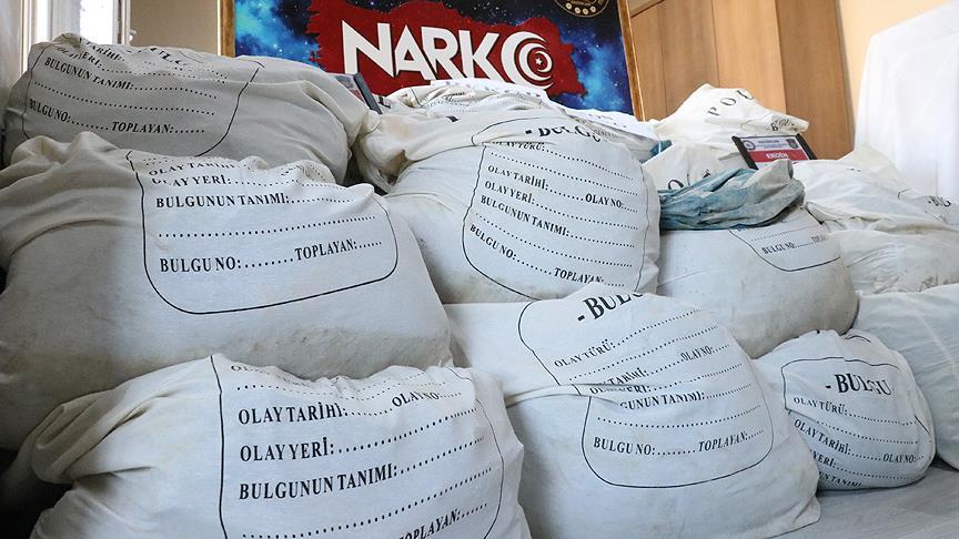 Soylu: Yılbaşından bugüne kadar 5 ton eroin ele geçirildi!