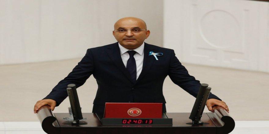 CHP'li MAHİR POLAT gündemi değerlendirdi