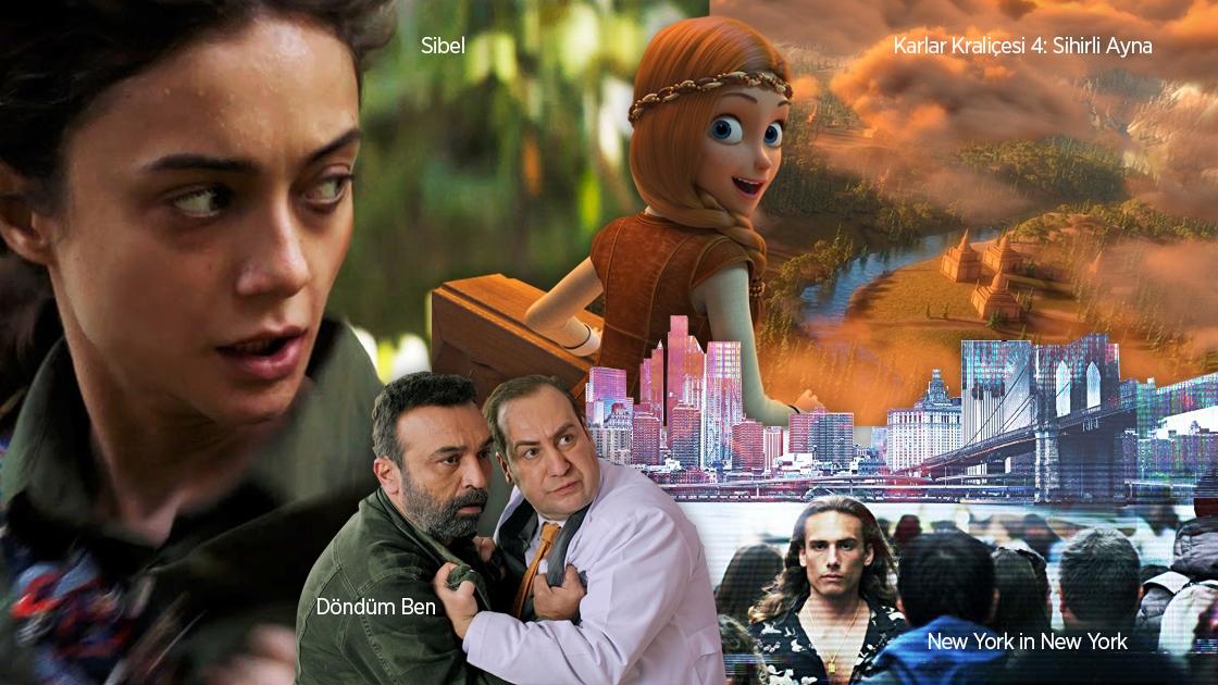 Bu hafta 7 film vizyona girecek!