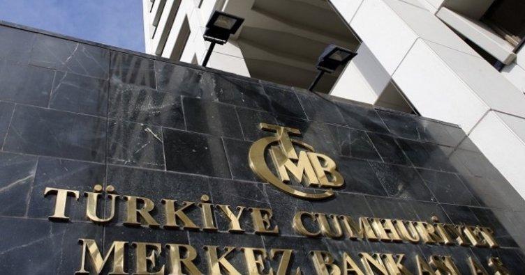 Merkez Bankası, bir hafta vadeli repo ihale faiz oranını yüzde 10,25'e yükseltti