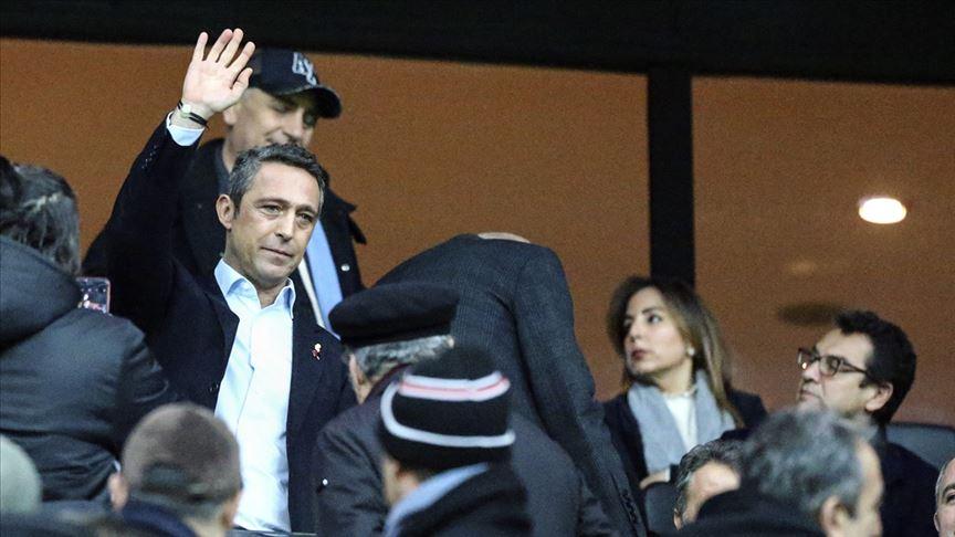 Fenerbahçe Başkanı Koç'tan TFF başkanlık seçimi için öneri