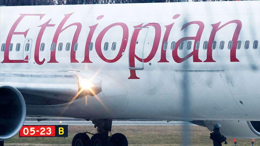 Etiyopya yolcu uçağı Kenya'da düştü!