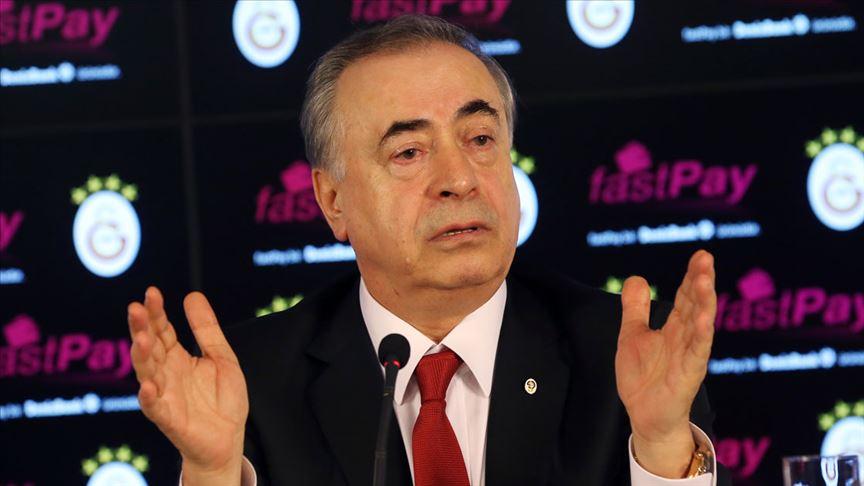 Galatasaray Kulübü Başkanı Mustafa Cengiz: Süper Lig'deki 18 kulübün borcu yaklaşık 15 milyar lira