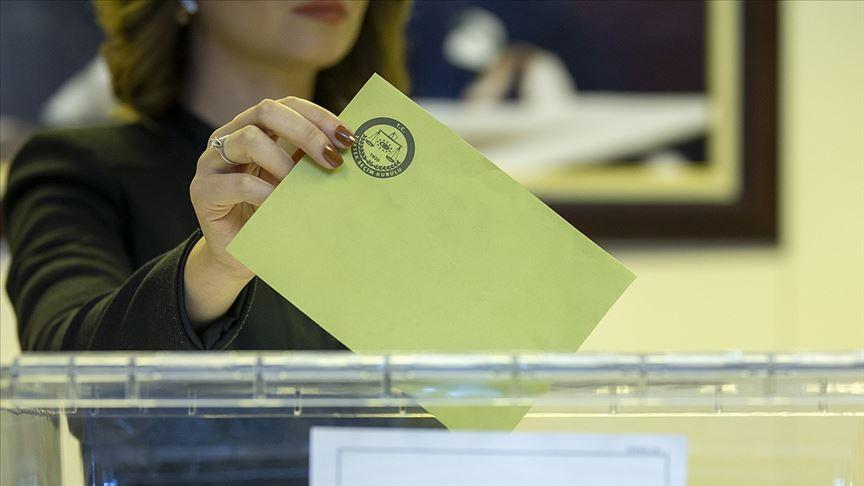 'Seçime 477 ilçede AK Parti, 91 ilçede MHP'nin adayıyla girilecek'