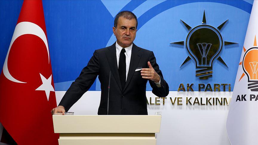 Çelik: AK Parti'nin Mansur Yavaş diye bir meselesi yok
