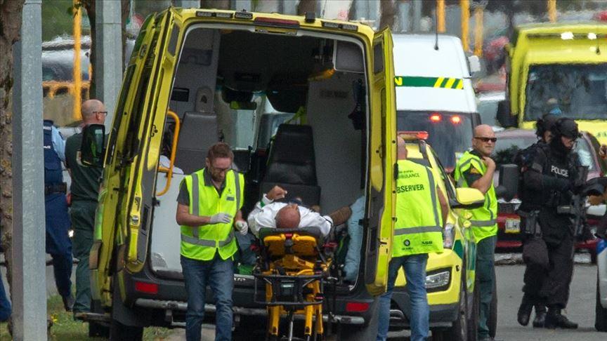 Yeni Zelanda'da iki camiye terör saldırısı: 49 kişi yaşamını yitirdi