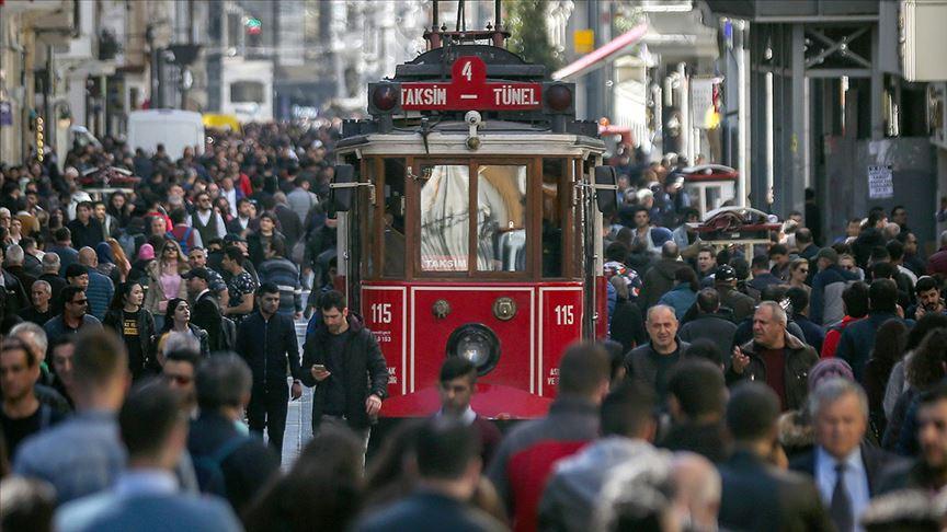 İstanbul nüfusuyla 131 ülkeyi geride bıraktı!
