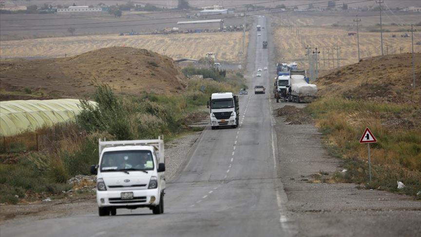 'Suriye-Irak sınır kapısı açılacak'