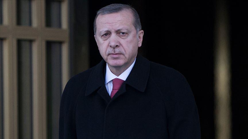 Erdoğan'dan 'Dünya Nevruz Günü' mesajı