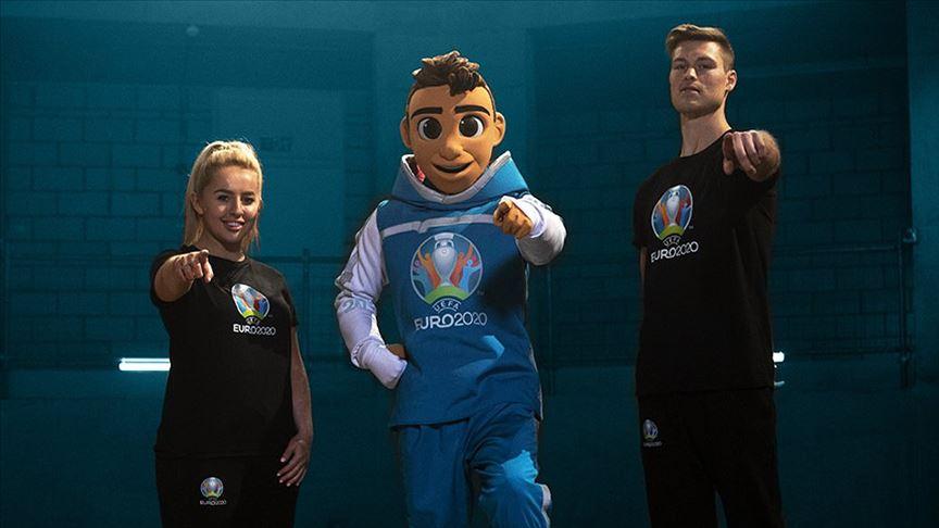 EURO 2020'nin maskotu belli oldu!
