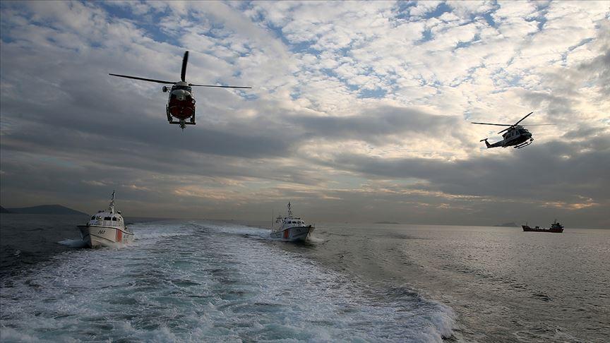'Uluslararası sularda uyuşturucu tacirlerine büyük operasyon'