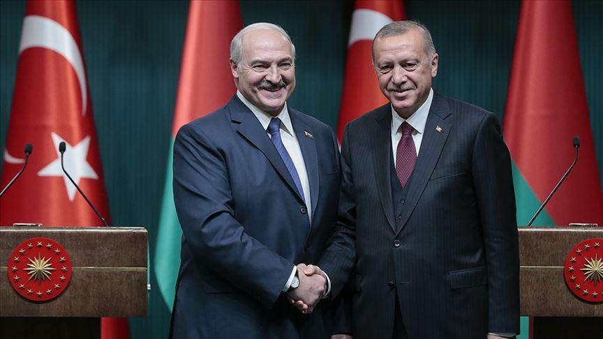 """""""Türkiye-Belarus ilişkileri ivme kazanıyor"""""""