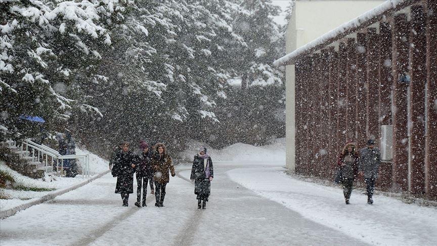 Doğu Anadolu'da 4 ilde kar bekleniyor