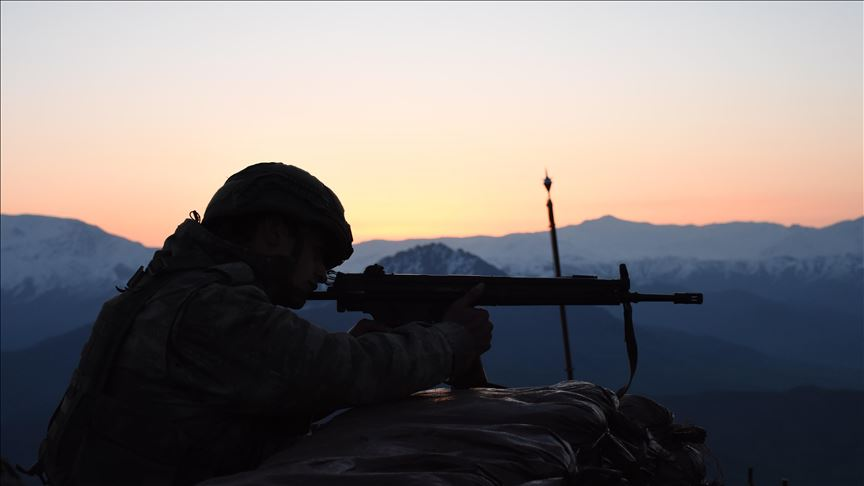 Irak sınırında 4 asker şehit oldu!