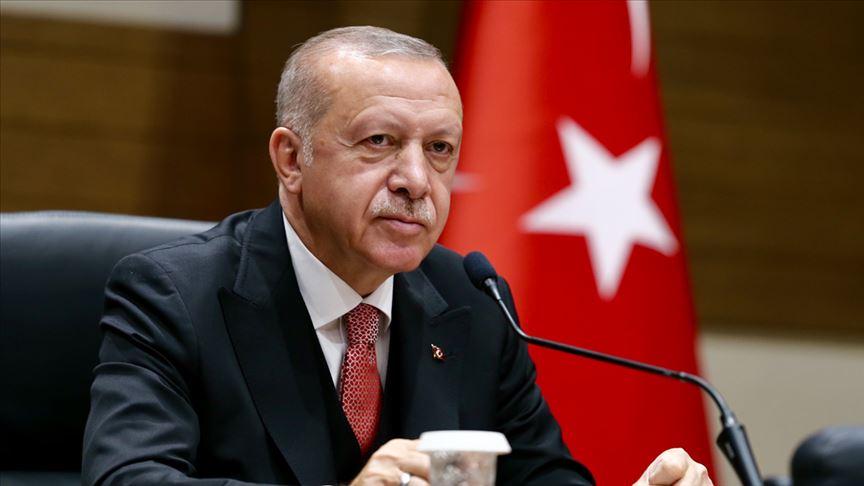 Cumhurbaşkanı Erdoğan'dan kandil mesajı