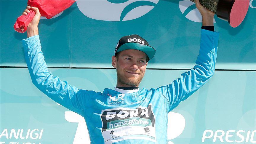 Cumhurbaşkanlığı Bisiklet Turu'nu Felix Grossschartner kazandı