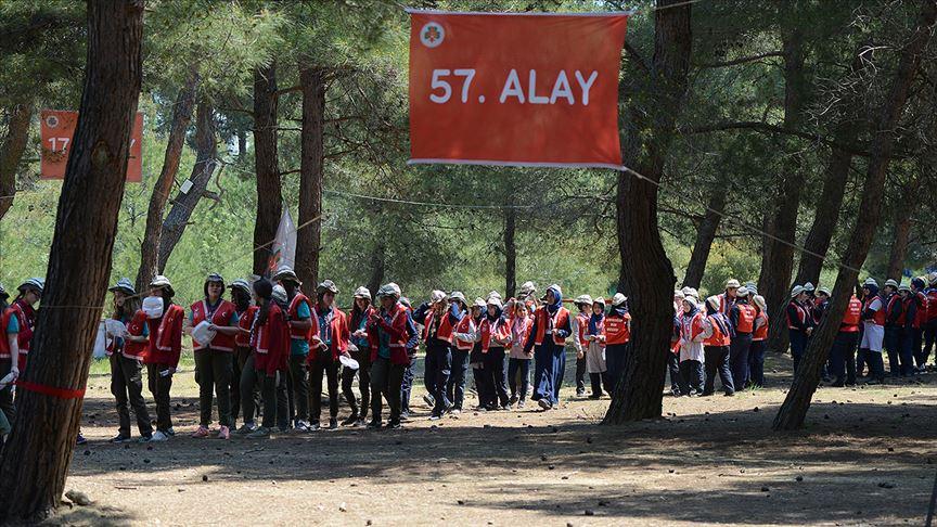 Gençler atalarını '57. Alaya Vefa Yürüyüşü' ile anacak!