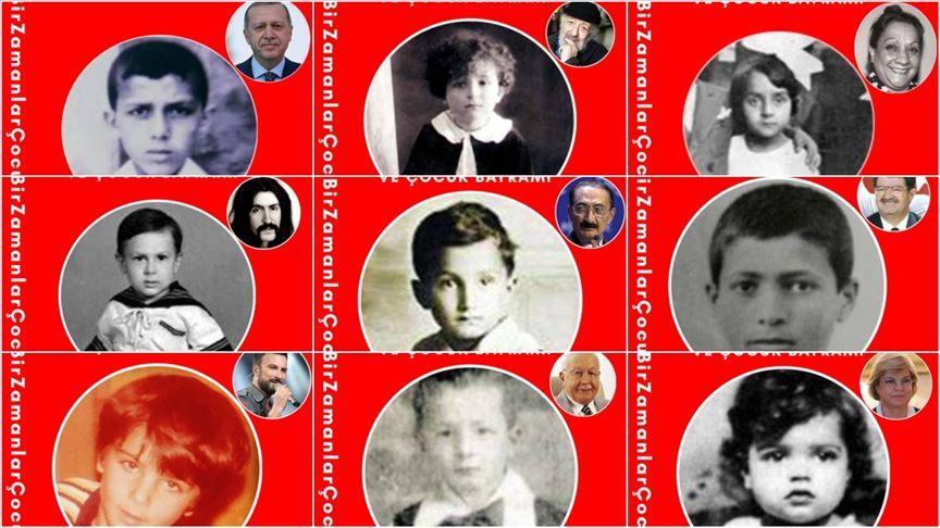 Basın İlan Kurumu'ndan 'Bir Zamanlar Çocuktular' albümü