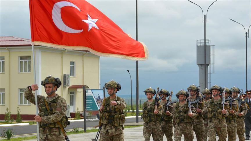 'Türk ordusu büyük deneyim ve askeri harekat tecrübesine sahip'