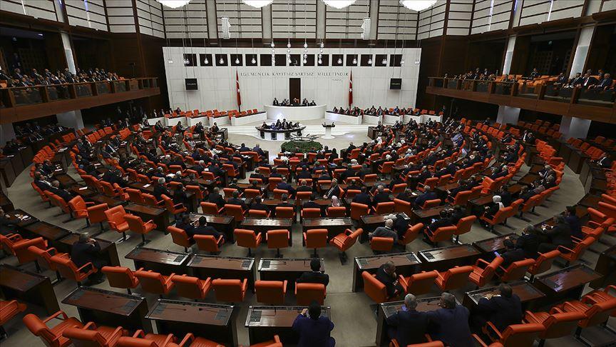 3600 ek gösterge için gözler Mecliste..