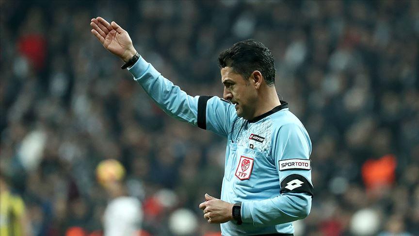 Galatasaray-Beşiktaş derbisini Bülent Yıldırım yönetecek!