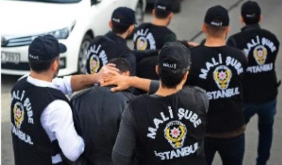 """""""İstanbul'da Rüşvet Operasyonu"""""""