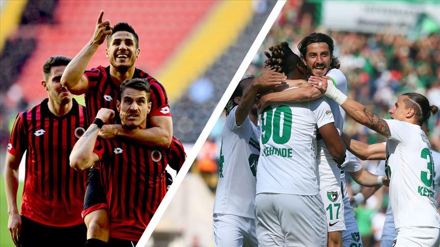 Süper Lig'e çıkan 2 takım belli oldu!