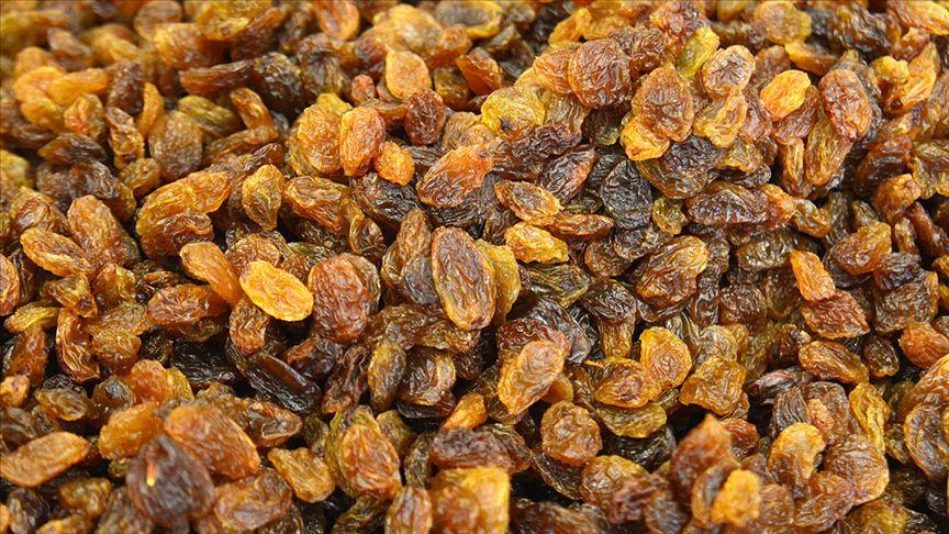 Kuru üzüm ihracatında 'Uzak Doğu' bereketi