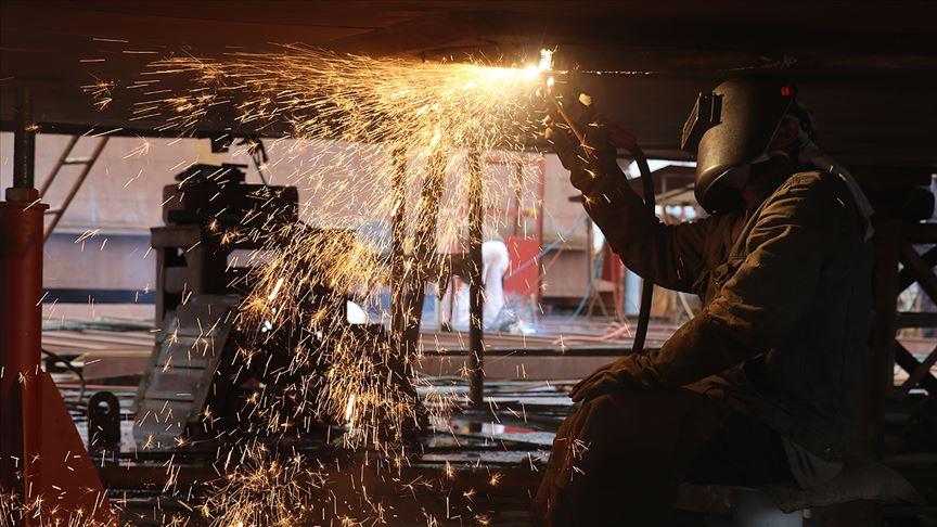 Sanayi üretim rakamları açıklandı!