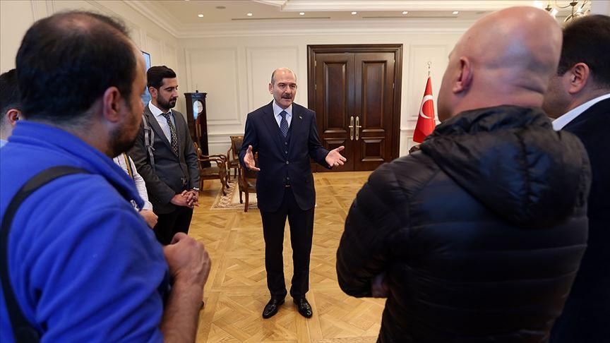 İçişleri Bakanı Soylu: Yasaklama söz konusu değil!