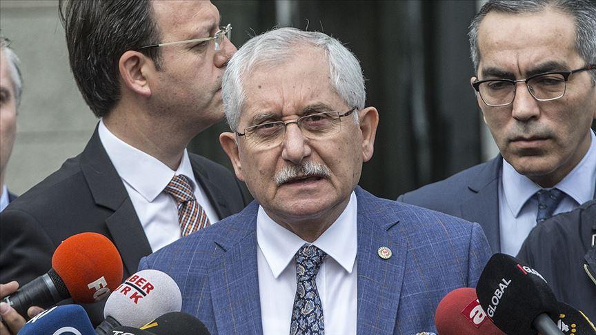 YSK Başkanı Güven: 31 Mart seçimindeki şartlarla seçime gidilecek