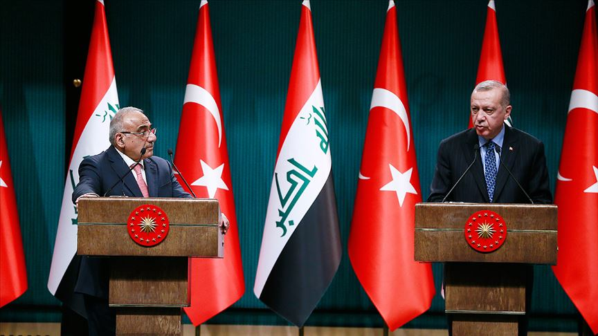 Erdoğan: Irak ile askeri iş birliği yapılmasının isabetli olacağına karar verdik