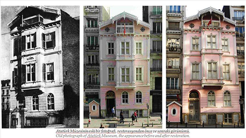 Şişli'deki Atatürk Müzesi İstanbulluları bekliyor!