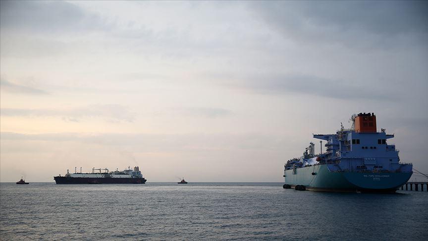 'LNG gümrük işlemlerinde düzenleme'