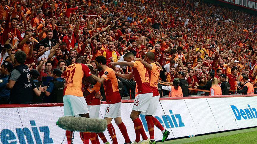 'Şampiyon Galatasaray'