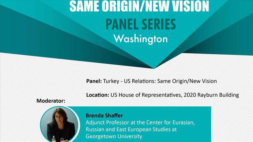 Cumhurbaşkanlığı İletişim Başkanlığından ABD'de panel serisi