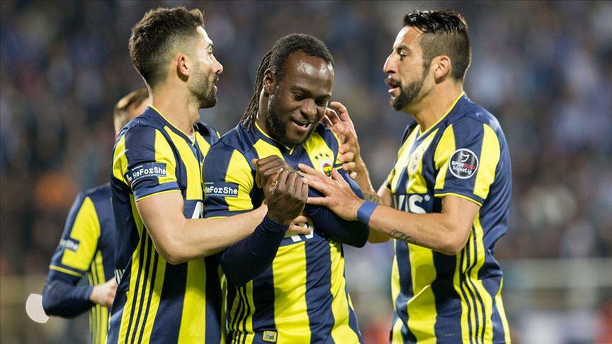 'Fenerbahçe Erzurum'da galip'