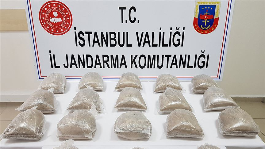 İstanbul'da güvenlik güçleri zehir tacirlerine göz açtırmadı