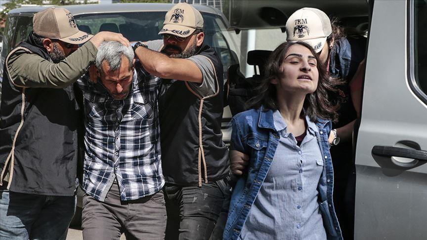 Meclisteki terör eylemi girişiminin zanlıları tutuklandı