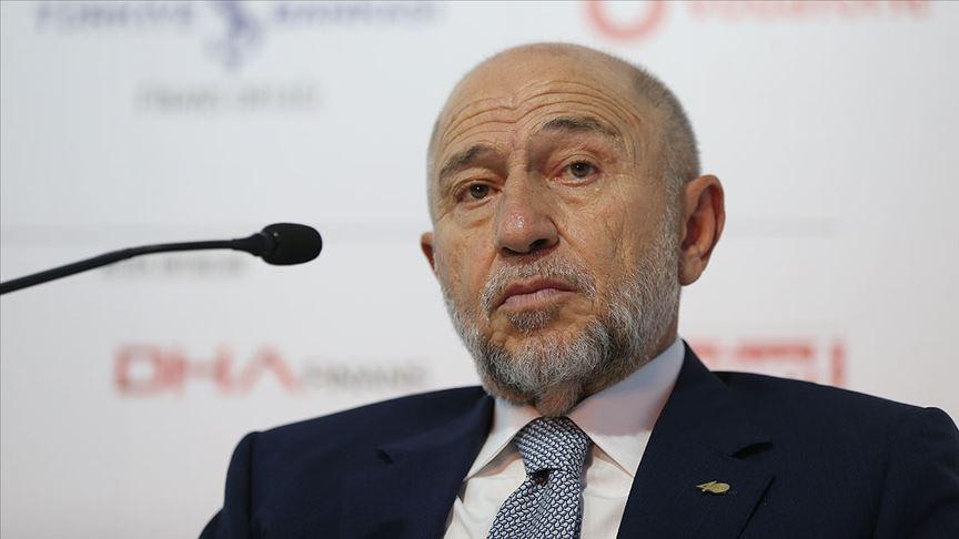 'Nihat Özdemir TFF başkanlığına aday'
