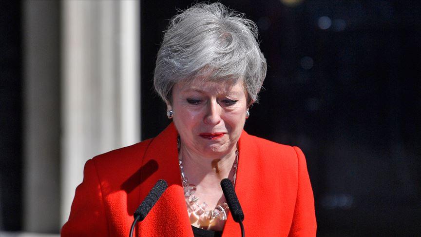 Theresa May istifa tarihini açıkladı!