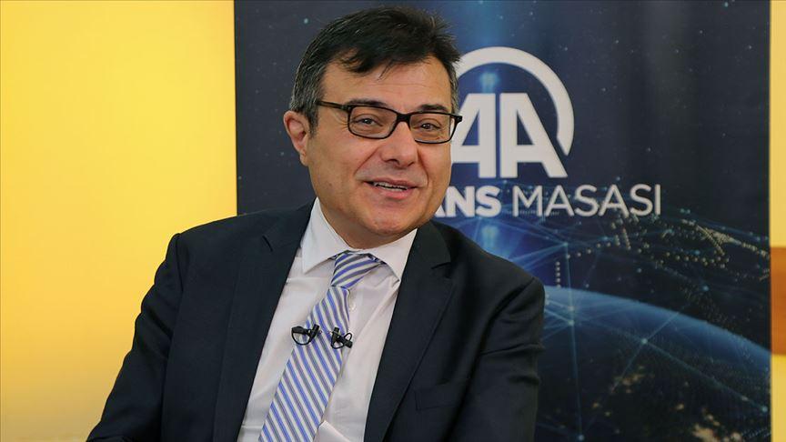 Cumhurbaşkanlığı Finans Ofisi Başkanı Aşan: İstanbul Finans Merkezi'ni 2022'de açmayı hedefliyoruz