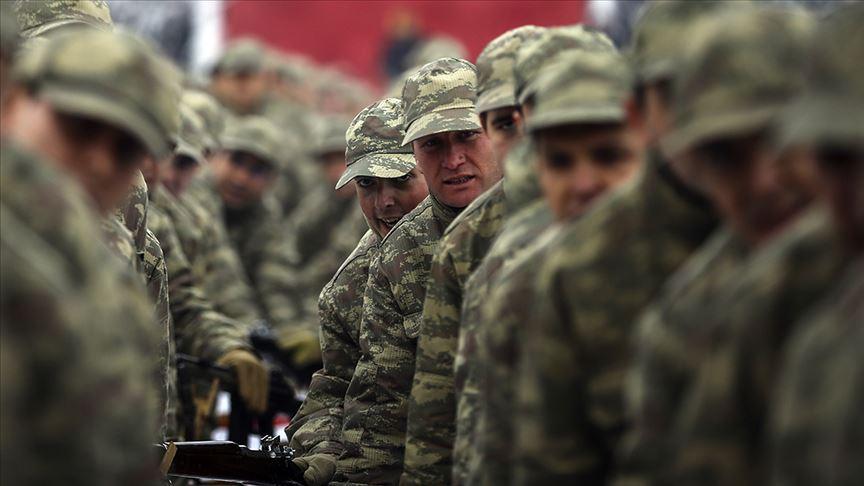 Yeni askerlik sistemi personel için avantajlı olacak!