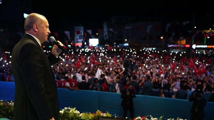 'Hiçbir şey Türkiye'nin istiklalinden daha mühim değildir'