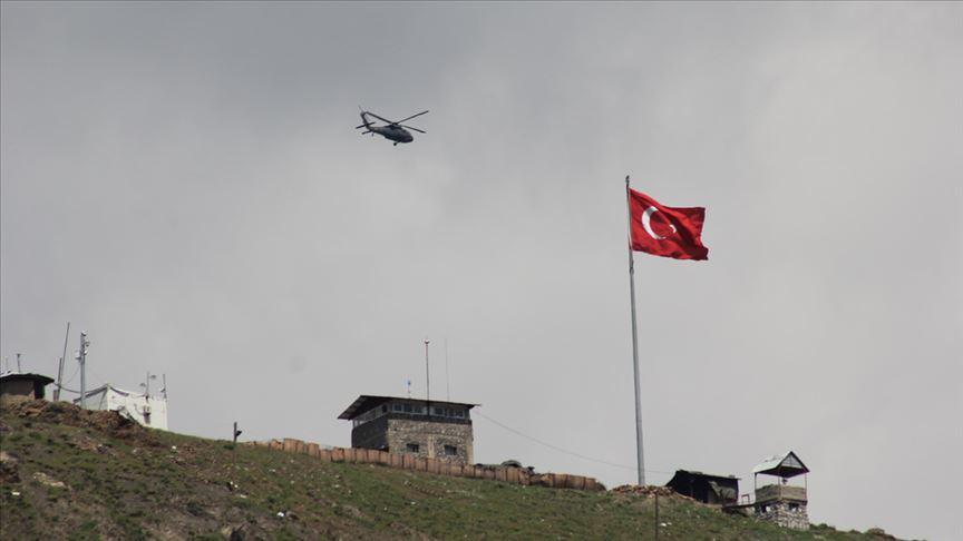 Hakkari Çukurca'da 2 asker şehit oldu!