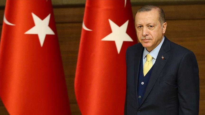 Erdoğan, şairler Karakoç ve Zarifoğlu'nu andı!