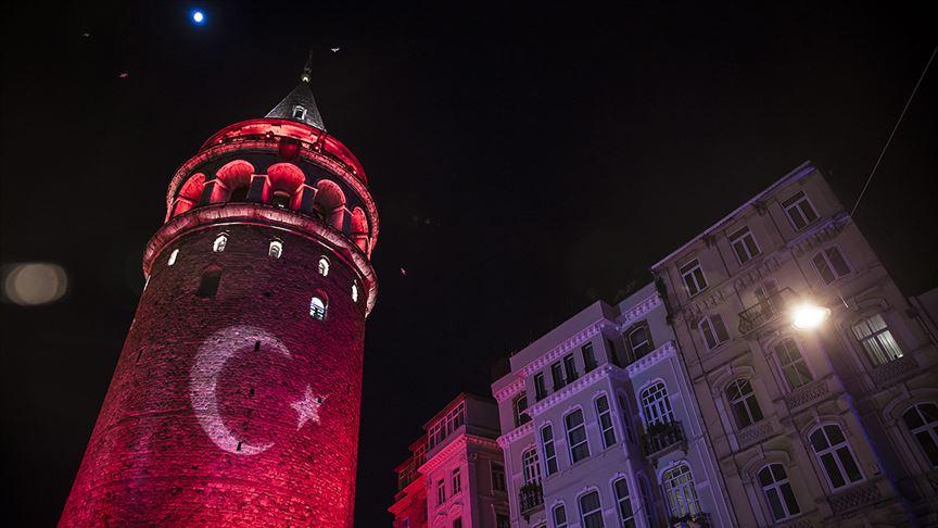 İstanbul milli takım için kırmızı beyaza bürünecek!